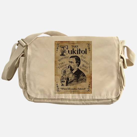 Fukitol Messenger Bag