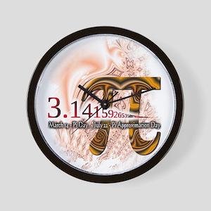 PI Day - Wall Clock