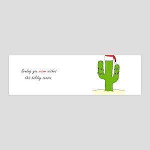 Christmas Cactus 42x14 Wall Peel