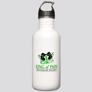 "Physical Therapy ""King"" Stainless Water Bottle 1.0"