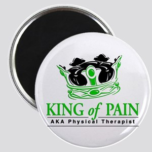 """Physical Therapy """"King"""" Magnet"""