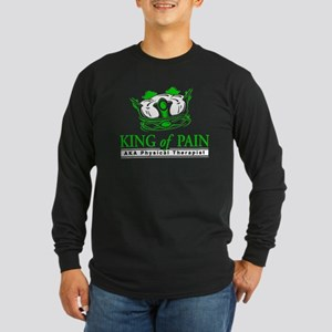 "Physical Therapy ""King"" Long Sleeve Dark T-Shirt"