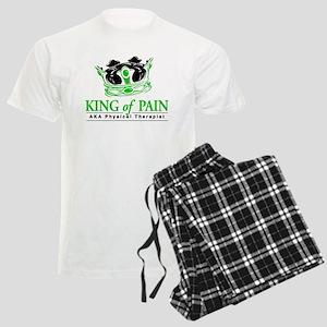 "Physical Therapy ""King"" Men's Light Pajamas"