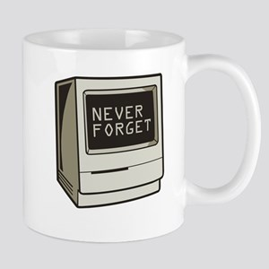 Never Forget Computer Mug