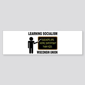 INDOCTRINATION Sticker (Bumper)