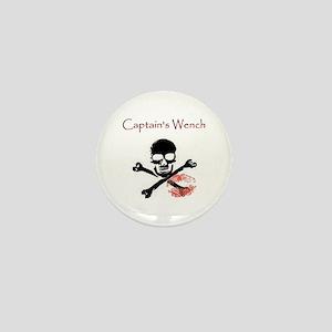 Mini Button (10 pack) Captain's wench