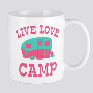 Live Love Camp RV 11 oz Ceramic Mug