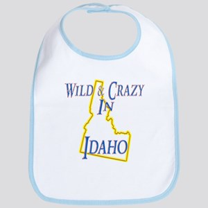 Wild & Crazy in ID Bib