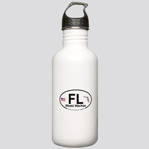 Florida City Stainless Water Bottle 1.0L