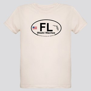 Florida City Organic Kids T-Shirt