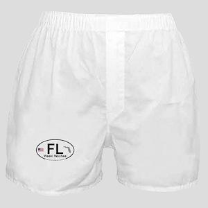Florida City Boxer Shorts