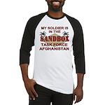 Task Force Afghanistan Sandbox Baseball Jersey