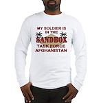 Task Force Afghanistan Sandbox Long Sleeve T-Shirt