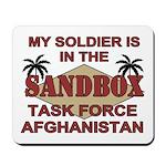 Task Force Afghanistan Sandbox Mousepad