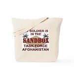 Task Force Afghanistan Sandbox Tote Bag