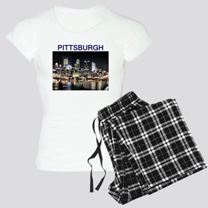 pittsburgh gifts and tee-shir Women's Light Pajama
