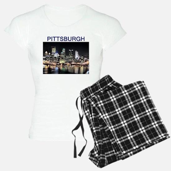pittsburgh gifts and tee-shir pajamas