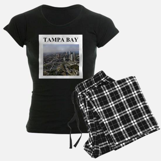 tampa bay gifts and t-shirts Pajamas