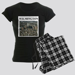 wilmington gifts and t-shirts Women's Dark Pajamas