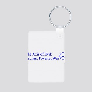 gail's peace gifts Aluminum Photo Keychain