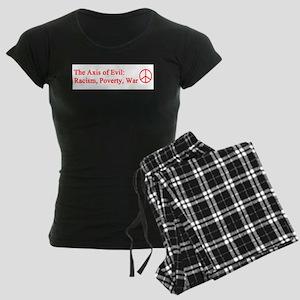 gail's peace gifts Women's Dark Pajamas