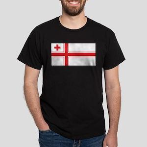 Tonga Naval Ensign Dark T-Shirt
