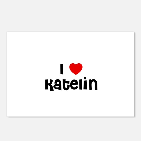 I * Katelin Postcards (Package of 8)