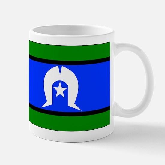Torres Strait Flag Mug