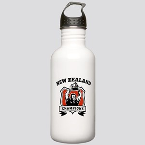 New Zealand Rugby Stainless Water Bottle 1.0L
