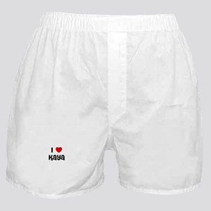 I * Kaya Boxer Shorts
