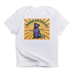 Think Pit Bull! Infant T-Shirt