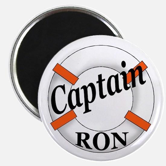 Captain Ron Magnet