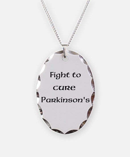 Cure Parkinson's Necklace
