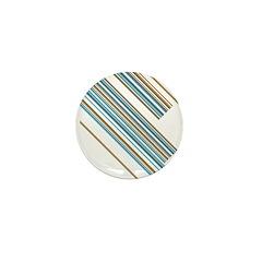 Retro Stripe Mini Button (10 Pk)