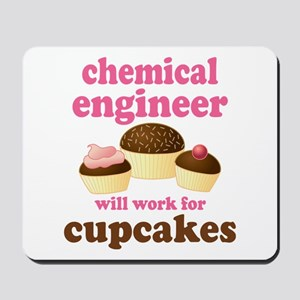 Funny Chemical Engineer Mousepad