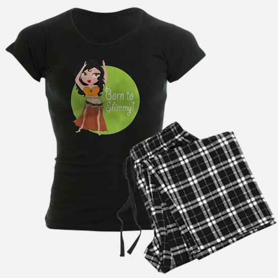 Born to Shimmy! Pajamas