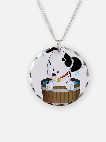 Doggie Bath Necklace