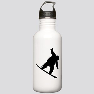 Snowboarding Stainless Water Bottle 1.0L
