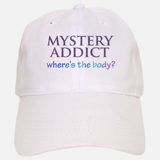 Mystery Baseball Baseball Cap