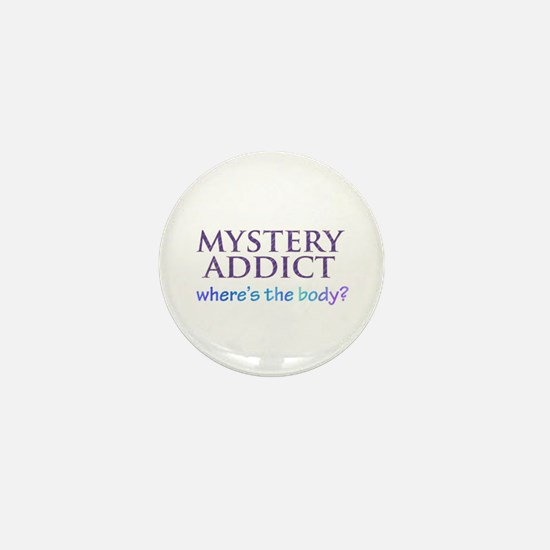 Mystery Mini Button