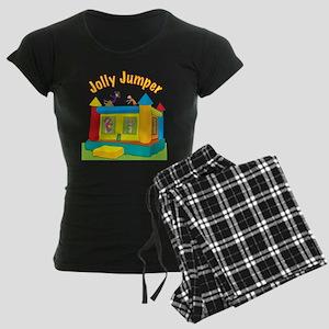 Jolly Jumper Women's Dark Pajamas