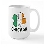 Irish Chicago Large Mug