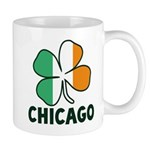 Irish Chicago Mug