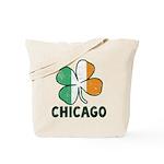 Irish Chicago Tote Bag