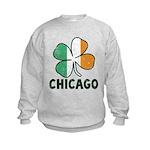 Irish Chicago Kids Sweatshirt