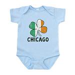 Irish Chicago Infant Bodysuit