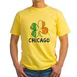Irish Chicago Yellow T-Shirt