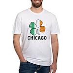 Irish Chicago Fitted T-Shirt