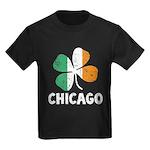 Irish Chicago Kids Dark T-Shirt