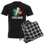Irish Chicago Men's Dark Pajamas